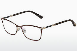 Eyewear Jimmy Choo JC134 J6L - Brown, Gold